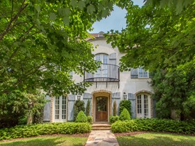 Single Family Home for sales at Exquisite Brookhaven Home In Sarah Smith District 880 Buckhead Trace Atlanta, Georgia 30342 United States