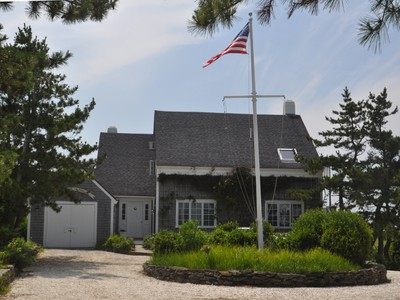 Maison unifamiliale for sales at SPECTACULAR OCEAN VIEWS 25 Starbuck Road  Nantucket, Massachusetts 02554 États-Unis