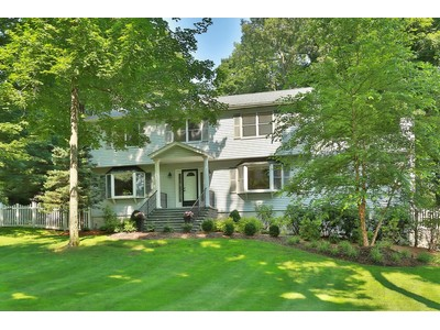 Single Family Home for sales at Sophisticated & Renovated Colonial 34 Elena Drive Cortlandt Manor, New York 10567 United States