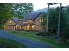 Casa para uma família for  sales at Owls Head 305 Owls Head Stowe, Vermont 05672 Estados Unidos