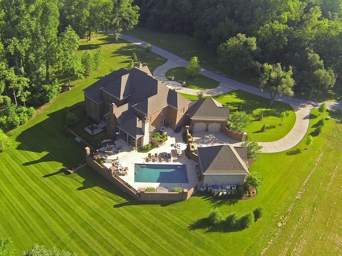Maison unifamiliale for sales at 14457 River Glades Drive  Prospect, Kentucky 40059 États-Unis