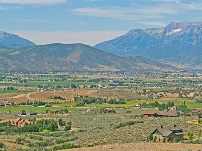 Land for sales at Exquisite Lot with Breathtaking Mountain Views Lake Creek Rd Heber City, Utah 84032 United States