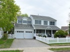 Single Family Home for  sales at Charm and Elegance Abound! 206 Neptune Place Sea Girt, New Jersey 08750 United States