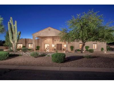 Casa para uma família for sales at Casual Elegance in Cactus Corridor 12402 N 102nd Street  Scottsdale, Arizona 85260 Estados Unidos