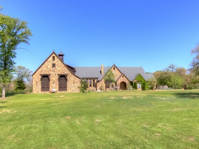 Landgut / Bauernhof / Plantage for sales at Hickory Creek Ranch 1248 Tundra Lane Overbrook, Oklahoma 73453 Vereinigte Staaten