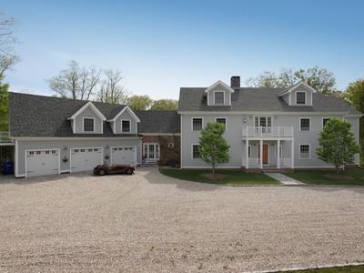 Casa Unifamiliar for sales at Butternut Brook Litchfield 20 Mike Road Litchfield, Connecticut 06759 Estados Unidos