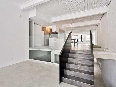 Condominium for sales at La Petite-Patrie 7044 Rue St-Urbain, app. 101   Montreal, Quebec H2S3H5 Canada