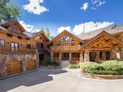Moradia for sales at 133 Polecat Lane   Telluride, Colorado 81435 Estados Unidos