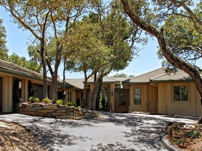 Single Family Home for sales at 2.68 Acre Gated Baron Canyon Custom Home 255 Rocky Creek Lane San Luis Obispo, California 93401 United States