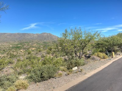 Land for sales at Elevated Custom Homesite in Desert Mountain 9316 E AW Tillinghast Rd #35 Scottsdale, Arizona 85262 United States
