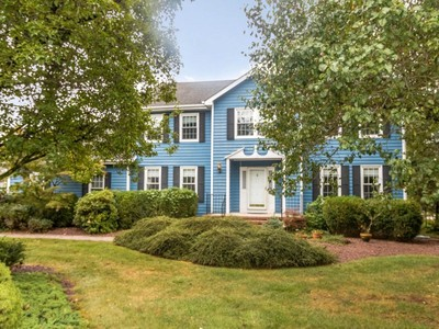 Single Family Home for sales at Spectacular Colonial 832 Dow Road  Bridgewater, New Jersey 08807 United States
