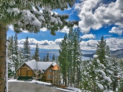 Casa para uma família for sales at 590 Pinto Court  Incline Village, Nevada 89451 Estados Unidos