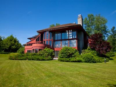 Casa Unifamiliar for sales at Art and Architecture 274 Indian Mountain  Salisbury, Connecticut 06039 Estados Unidos