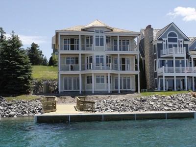 Single Family Home for sales at Harbor Homes 3 870 Vista Drive Bay Harbor, Michigan 49770 United States