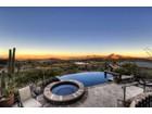 Villa for sales at Elegant Southwest Santa Fe Style Home with Panoramic Views 9410 N Lava Bluff Trail   Fountain Hills, Arizona 85268 Stati Uniti