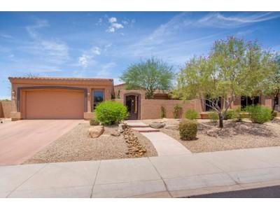 Nhà ở một gia đình for sales at Desirable Sonoran Hills Single Story Home That Backs NAOS 22448 N 77th Way Scottsdale, Arizona 85255 Hoa Kỳ