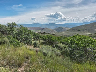 Land for sales at Rare Big View Homesite in Promontory Located Less Than ½ Mile From Amenities 7780 Promontory Ranch Rd Lot #31  Park City, Utah 84098 United States