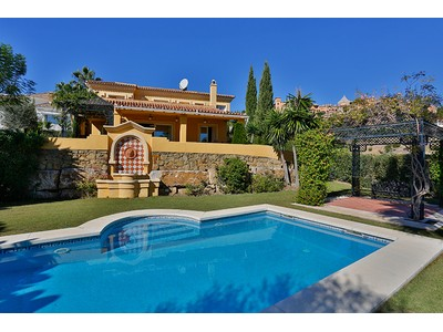 Single Family Home for sales at An exceptional family house Nueva Andalucía Marbella, Andalucia 29660 Spain