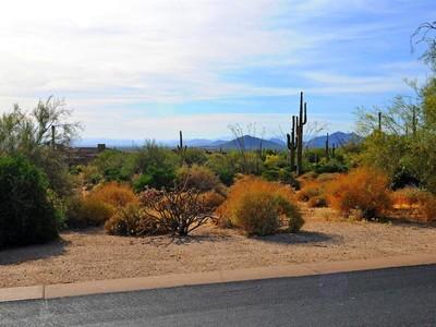 토지 for sales at Beautiful Estancia Lot with City Light, Mountain and Sunset Views 27436 N 97th Place #60  Scottsdale, 아리조나 85262 미국