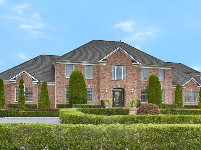 Single Family Home for sales at 12 Bretwood Drive  Colts Neck, New Jersey 07722 United States