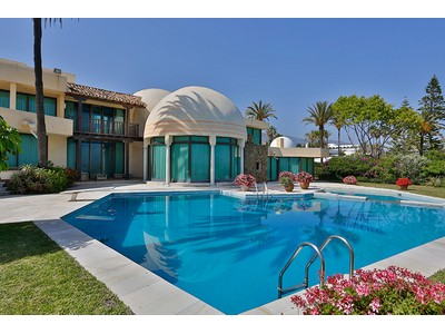 Single Family Home for sales at Palatial Property Golden Mile Other Spain, Other Areas In Spain 29600 Spain
