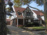 "Single Family Home for rentals at ""BEAUTIFULLY RENOVATED LARGE DETACHED BRICK/STUCCO TUDOR""  Forest Hills, New York 11375 United States"