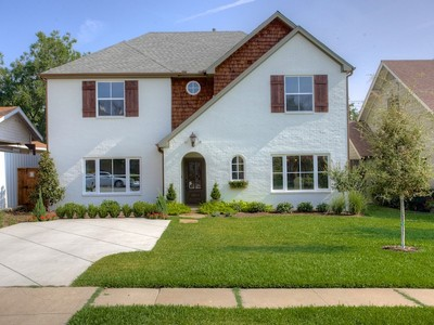 Nhà ở một gia đình for sales at 5208 El Campo Avenue  Fort Worth, Texas 76107 Hoa Kỳ