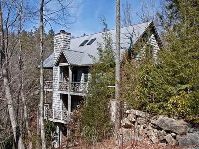 Single Family Home for sales at 82 High Pond Lane  Highlands, North Carolina 28741 United States