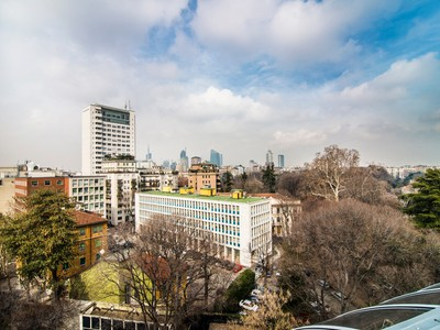 Apartamento for sales at Penthouse in prestigious new construction building Palestro / Via Marina  Milano, Milan 20121 Italia