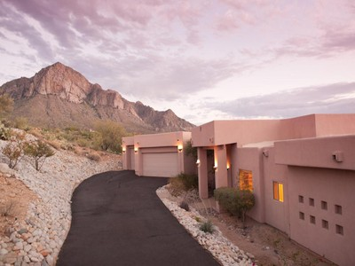 Single Family Home for sales at Views & Location in La Reserve Guard Gated Community 10315 N Cliff Dweller Place Oro Valley, Arizona 85737 United States