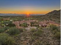 Single Family Home for sales at Rare & Timeless True Desert Estate Property in Prestigious Silverleaf Community 10696 E Wingspan Way   Scottsdale, Arizona 85255 United States