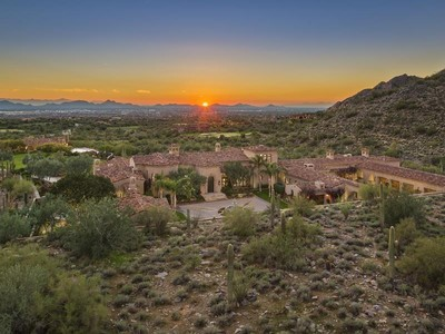 Vivienda unifamiliar for sales at Rare & Timeless True Desert Estate Property in Prestigious Silverleaf Community 10696 E Wingspan Way   Scottsdale, Arizona 85255 Estados Unidos