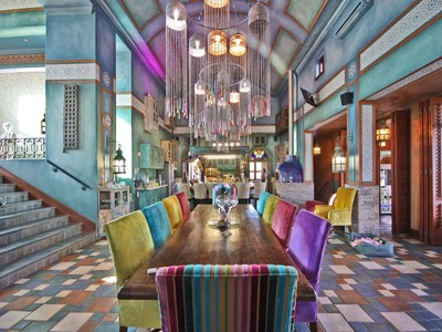 Maison unifamiliale for sales at Colour and vibrancy of India in the Winelands  Paarl, Cap-Occidental 7646 Afrique Du Sud