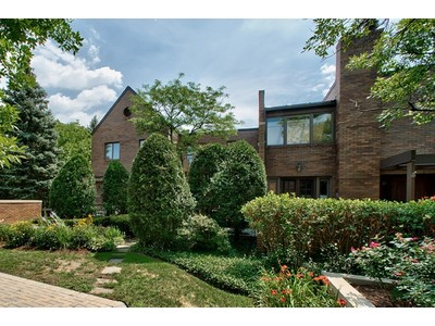 联栋屋 for sales at 501 Burr Oak Place  Hinsdale, 伊利诺斯州 60521 美国