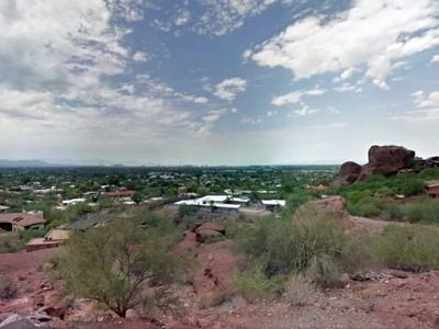 Земля for sales at Custom 1 Acre Homesite with Absolutely Breathtaking Views 4839 E Grandview Ln #45 Phoenix, Аризона 85018 Соединенные Штаты