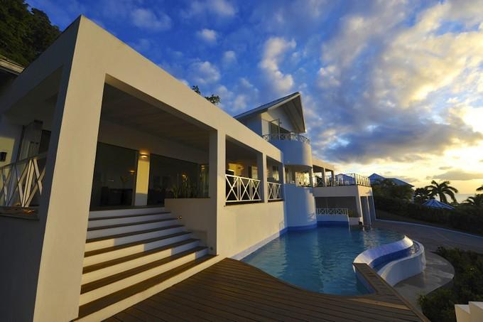 Maison unifamiliale for sales at Villa La Toc La Toc, Castries Other Castries, Castries - St. Lucia