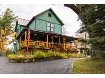 Single Family Home for sales at Lake Placid Waterfront 2169 Saranac Avenue   Lake Placid, New York 12946 United States