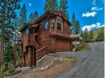 Maison unifamiliale for sales at 631 Lariat Circle    Incline Village, Nevada 89451 États-Unis