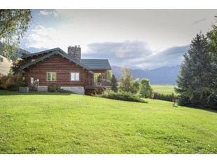 Farm / Ranch / Plantation for sales at Rehbein Ranch 32526 McLeod  Road Arlee, Montana 59821 United States