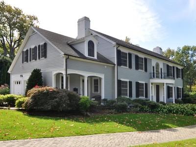 Single Family Home for sales at Pelham Manor 1401 Park Lane Pelham, New York 10803 United States