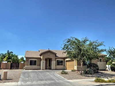 Single Family Home for sales at Beautiful Upgraded Queen Creek Home 19496 E Mayberry Rd Queen Creek, Arizona 85142 United States