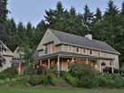 Single Family Home for  sales at Equestrian Property 3255 NE Lincoln Rd Poulsbo, Washington 98370 United States