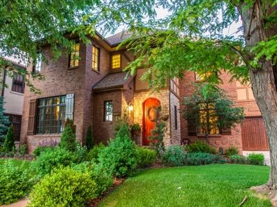 Einfamilienhaus for sales at 350 Grape Street  Denver, Colorado 80220 Vereinigte Staaten