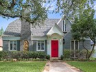Single Family Home for sales at Updated Tudor in University Park 3320 Purdue Avenue Dallas, Texas 75225 United States