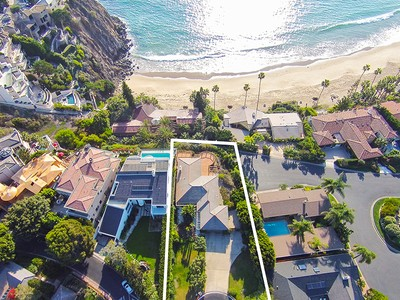 Частный односемейный дом for sales at 141 Emerald Bay    Laguna Beach, Калифорния 92651 Соединенные Штаты