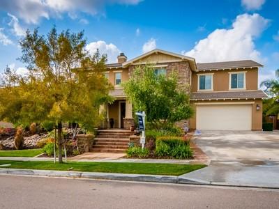 Einfamilienhaus for sales at 14458 Whispering Ridge Road  San Diego, Kalifornien 92131 Vereinigte Staaten