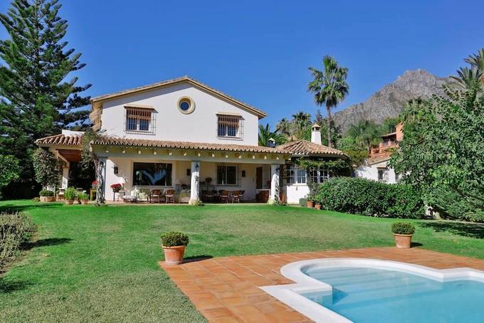 Single Family Home for sales at Rocio Nagueles 22178P  Marbella, Andalucia 29660 Spain