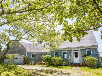 Single Family Home for sales at Chilmark waterviews 35 Cranberry Hill Road Chilmark, Massachusetts 02557 United States