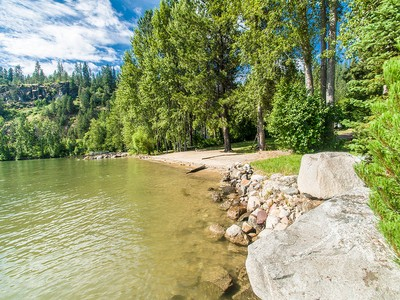 Land for sales at Beautiful Homesite on Pend Oreuille River 97 Preston Point Priest River, Idaho 83856 Vereinigte Staaten