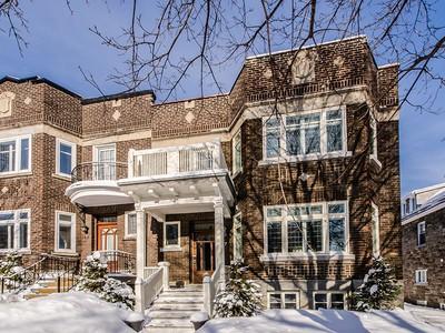 Casa Unifamiliar for sales at Westmount 7 Av. Renfrew Montreal, Quebec H3Y2X3 Canadá